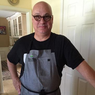 patrick in kitchen