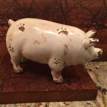 myron the pig