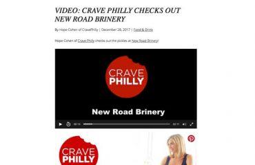 Philadelphia Style Magazine NRB page