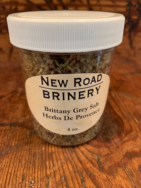 Brittany Grey Salt Herbs De Provence
