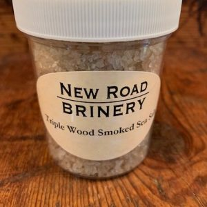 Triple Wood Smoked Sea Salt